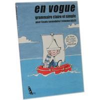 F601 en vogue 1 - grammaire claire et simple pour l'école secondaire (niveau A, B, C, G, E)