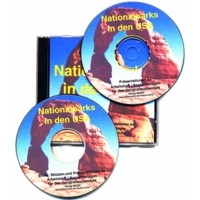 CD505 - Nationalparks in den USA, Doppel-CD
