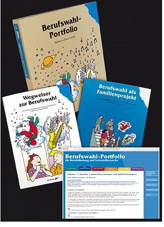 L604 - Berufswahl-Portfolio: Set für Fachleute