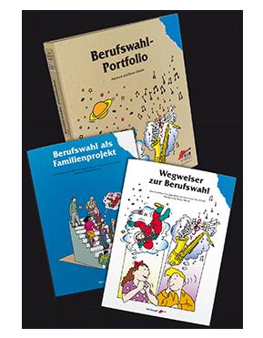 L603 - Berufswahl-Portfolio: Set für Schüler/innen und Eltern