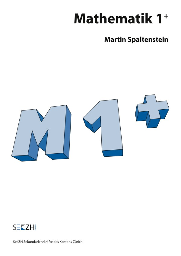M105 - Mathematik 1+