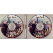 "CD404 - Gruppenarbeit Geografie ""New York"", Doppel-CD"