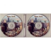"""CD404 - Gruppenarbeit Geografie """"New York"""", Doppel-CD"""
