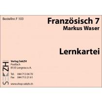 F103 - Lernkartei Französisch 7