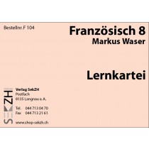 F104 - Lernkartei Französisch 8