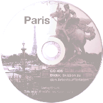"CD406 - Gruppenarbeit Geografie ""Paris"""
