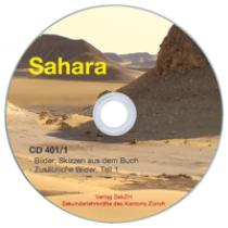 """CD401 - Gruppenarbeit Geografie """"Sahara"""", Doppel-CD"""