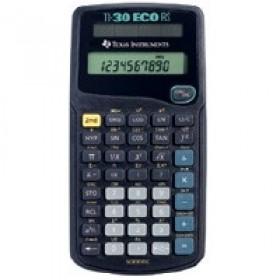 T103 - Taschenrechner Texas TI-30eco RS (solar)