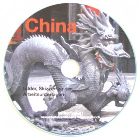 "CD405 - Gruppenarbeit Geografie ""China"""